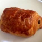 パン ド クエット - ショコラです。