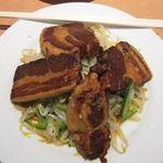 台湾料理 新東洋 - 豚肉の角煮