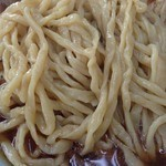 秀来軒 - 麺 醤油ラーメン 煮豆腐 2012年12月