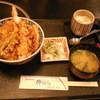 仲はら - 料理写真:天丼定食
