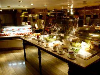 ビタースイーツ・ビュッフェ ルミネエスト新宿店 - Salad / Dessert