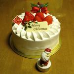 スイーツコリ - クリスマスケーキ 2012年