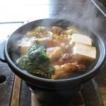 和 Ann あん藤 - 2012.12.24 伊勢鷄のすき鍋