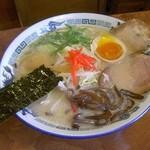 阿麺房 - 豚骨ラーメン