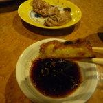 オモニ韓国家庭料理 - チヂミ