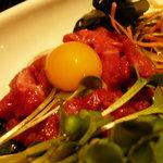 九州居酒屋 克 - 桜肉のユッケ