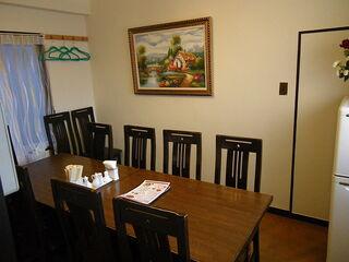 晴々飯店 - 2階の個室