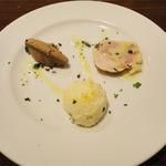トラットリア・イル・フラゴリーノ - 土日・祝日限定ランチセット(1280円)前菜3種盛り