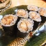 梅乃寿司 - 穴子巻