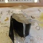 梅乃寿司 - 白魚