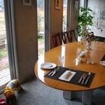 船坂 - ペット同伴可の個室です