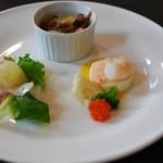 船坂 - 前菜