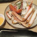 富梅 - 2012.12.24 蟹酢