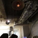 ブルーティー - 天井をとってみました。