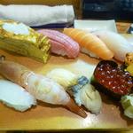 錦寿し - 特上寿司