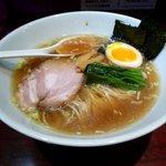 麺 eiji - 煮干SOBA