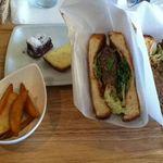 kitahama sandwich APPLIQUE - 北浜サンドLight
