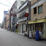 kitahama sandwich APPLIQUE - 視点:通り沿い南向き