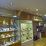 日本料理 喜水亭 - お店は三越の8階一番奥の方にありますよ。
