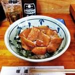 16511829 - ぶりづけ丼/700円