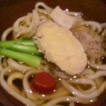 長徳 - ランチ膳:うどん
