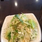 サティ - サラダ