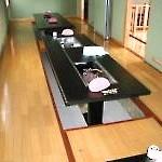 味喰笑 - 宴会専用ちゃんこ場:2階堀りごたつ席です