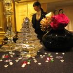 ガストロノミー ジョエル・ロブション - わぁ~、クリスマスツリーだぁ~ (2012/12)