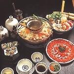 味喰笑 - 二重形状の鍋、熱効率が良い銅を使用しています。