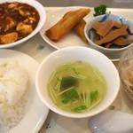 中華料理雲瀧 - スペシャルランチ850円