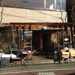 cafe+元気食堂 おまもり - 外観です
