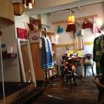 cafe+元気食堂 おまもり - ショップスペース