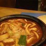 山本屋総本家 - スープが濃いめの。