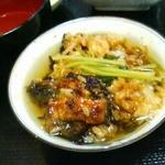 大和田 - 二膳目は、だし汁をかけて。
