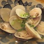 小石川 かとう - 蛤の酒蒸し