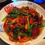 16517325 - 梅山豚(めいしゃんとん)レバーは肉のような食感