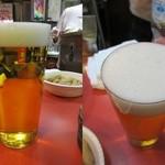16517941 - 生ビール・本当に薄いグラス
