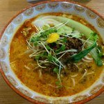 四川屋台 - 坦々麺¥500