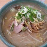 麺屋 彩未 - 味噌らーめん(700円)2012年12月