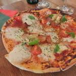 フロマージュミナミ - おまかせピザ 1000円