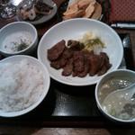 16519868 - 牛タン定食