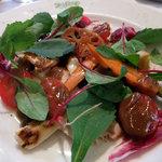 1652069 - Antipasto~岡山産地鶏の燻製、サラダ風