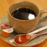 PUBLIC KITCHEN cafe - ホットコーヒー