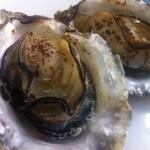 16521441 - 焼き牡蠣(1個200円)