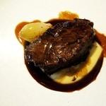 16521574 - 牛ほほの赤ワイン煮