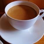 Cafe Palmyra - マサラチャイ