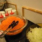 ホテルカジュアルユーロ バイキングレストラン - 料理写真:サラダ