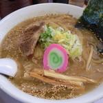 16524963 - 焙煎味噌ラーメン(600円)