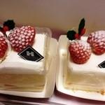 洋菓子のヒロタ  - ショートケーキ