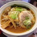 Kawasakishouten - 味玉味噌とんこつ
